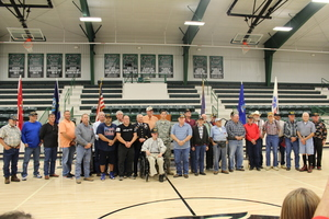 Veteran's Appreciation Program